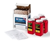 Five 1.4 Quart Sharps Disposal Mail-Back Kits